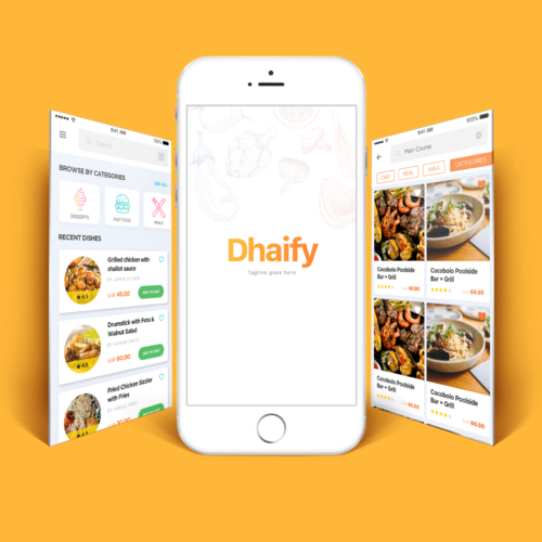 Dhaify (User App)