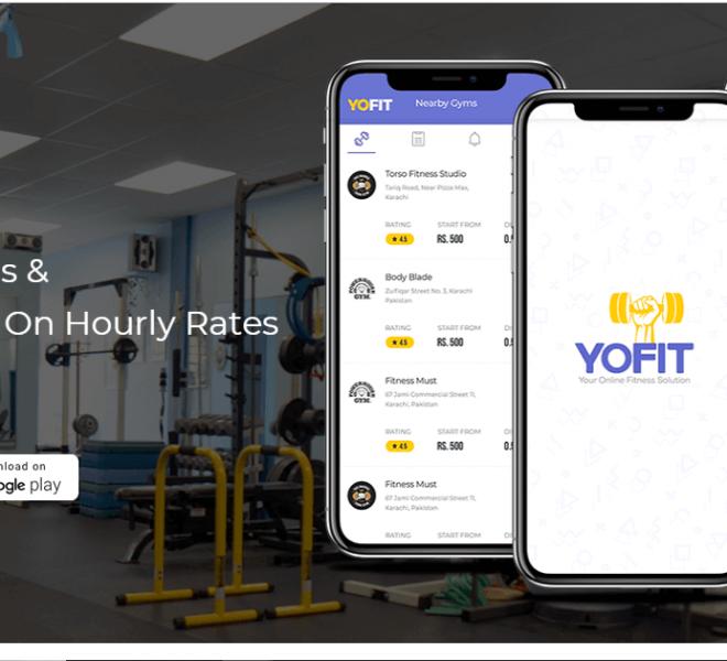 YoFit Website